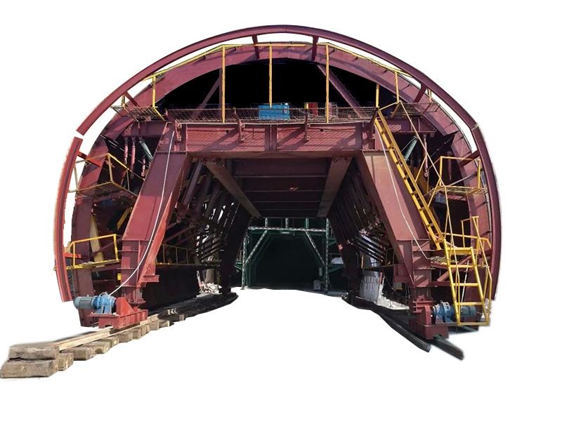湖北隧道台车